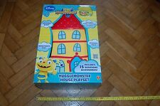 HENRY HUGGLEMONSTER HOUSE PLAYSET NEW TOY
