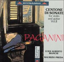 Centone Di Sonate for Violin & Guitar-Vol. 2, New Music
