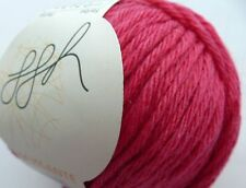 ggh Wolle Mussante 50g mit Cashmere Angora  Fb 019 pink