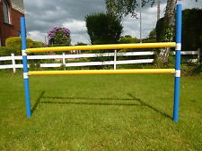 johns agility training  jump 6 heights 117cm poles & moveable cups equipment