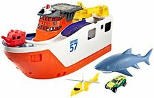 Matchbox Mission: Marine Rescue Shark Ship BFN57-CO