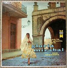 Gloria Mirabal En La Gloria Recuerdos De Boringuen SEECO Puerto Rico