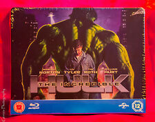 The Incredible Hulk - Steelbook - Universal 100th Anniversary Edition [Blu-ray]