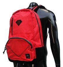 DIAMOND SUPPLY CO. DIM LIFE RED/BLACK SKATEBOARD BACKPACK BAG
