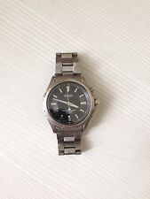Seiko Radiowave Control 5B21 Titanium watch Made in Japan