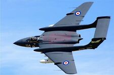DE HAVILLAND D.H. 110 SEA VIXEN (Spannweite 1270 mm). Bauplan
