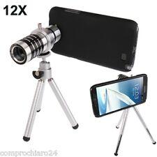 Zoom Teleobiettivo Fotografico 12X per Samsung Galaxy Note II 2 N 7100