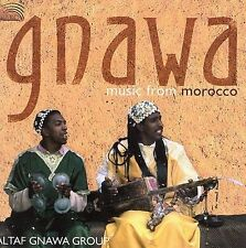 Altaf Gnawa Group Music from Morocco CD