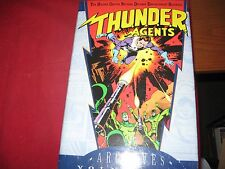 DC Archive Editions: Thunder Agents vol.6