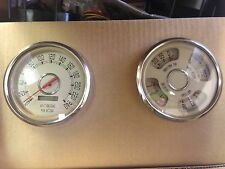 1951 1952 Ford pickup New Vintage gauge kit-Woodward series KILOMETERS PER HOUR