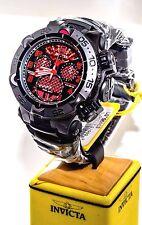 22285 Invicta Reserve 50mm LTD JT Subaqua Noma V Swiss Quartz Chrono Strap Watch