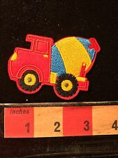 Cement Mixer Truck Patch 69Y2