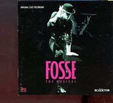 Fosse / The Musical - Original Cast Recording