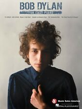 Bob Dylan for Easy Piano Sheet Music Book NEW 014041363