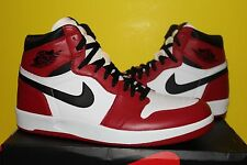 Nike Air Jordan I 1 Retro High The Return Red/Blk Chicago Bulls 768861-601 SZ 12