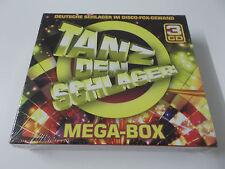 Il ballo canzonette MEGA-BOX - 3cd Set-Nuovo-Dt. canzonette in discoteca Fox veste