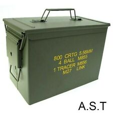FAT 50 CAL AMMO BOX