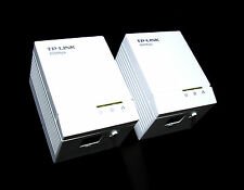 TP-LINK TL-PA6010KIT AV600 Powerline Adapter 600Mbps Netzwerkadapter