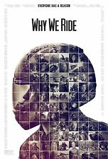 Why We Ride DVD Documentary - Motorcycle Riding Movie NEW Motocross Sports