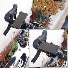 Heavy Duty Bicycle Bike Motorcycle Phone Mount Clip Holder For iPhone 5 5S SE