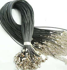 free ship 100pcs Korea stay wire necklace cord 1mm