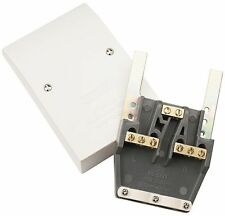 Dual Cooker / Appliance Outlet Plate - 45A / 45 Amp