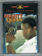 MIGHTY QUINN - DENZEL WASHINGTON - MIMI ROGERS - CARL SCHENKEL - DVD NEUF