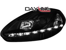 Fari DAYLINE Fiat Grande Punto 08-09 black