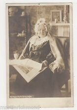 Lady Montague, Phillipse of Ilfracombe Real Photo Postcard, B538