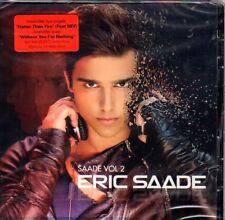 CD ERIC SAADE - VOL. 2 - NEU, Eurovision 2011 Schweden Sweden
