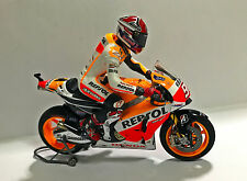 1:12 Tamiya Full Detail Honda RC213V Mar Marquez 2014 Bike + Figure UNIQUE NEW