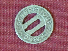 * Connecticut Company Transit Token / First one here!