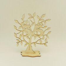 1982 Geschenk runder Geburtstag 35 Jahre Jubiläum, Holz 16cm Lebensbaum