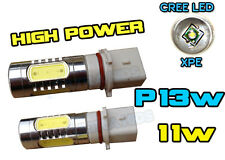 P13W 11W Xenon WHITE HIGH POWER CREE LED Car Fog Bulbs AUDI CREE CHEVY CAMARO