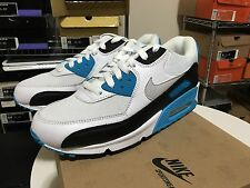 9f3f9c7d4f ... nike Air Max 90 Size 6 Laser Blue DS History Of Air Hoa Bacon 1 95 ...