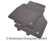 VW Original Gummifussmatten Golf 7 5G vorn Gummimatten Gummi Fußmatten Matten
