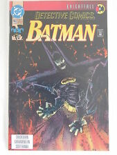 DC Comics Batman Detective Comics Comic #662 Late June 1993 NM (ref 846)