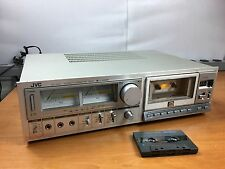 RARE JVC KD-A55 Vintage Stereo Cassette Deck. Super ANRS Made In Japan & Works!