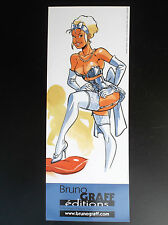Ex Libris Meynet Bruno Graff Edition ETAT NEUF Pin'Up