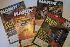 Handy, Handyman Club Of America Magazine Lot