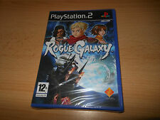 Rogue Galaxy (Sony PlayStation 2, NEW SEALED