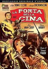 Dvd LA PORTA DELLA CINA - (1957) ** A&R Productions *** .....NUOVO
