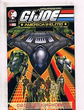 Lot of 2 GI Joe America's Elite! DDP Comic Books #1(2) BF5