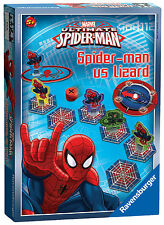 Ultimate Spiderman Spider-Man vs. Doc Octopus Ravensburger Game