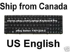 ASUS A53U A53T K53U K53Z K53T K53Ta X53U X53Z Keyboard - US English