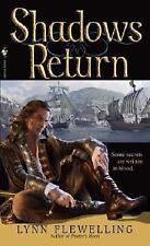 Shadows Return - Lynn Flewelling (Nightrunner Book 4) Fantasy PB.