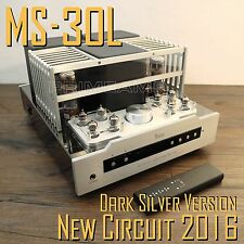 YAQIN MS-30L SV EL34 Push-Pull Tube STERE Integrated Amplifier 2016 New Circuit