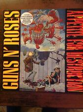 Guns n Roses - Appetite For Destruction Vinyl LP