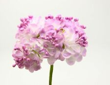 Purple Flower Bouquet Carnations Silk Artificial Flowers Room Wedding Decor