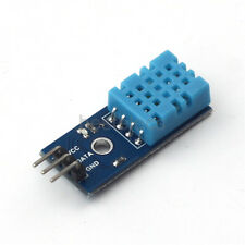 DHT11 3.3 V-5 V Temperature and Humidity Sensor Module 0℃-50℃ for Arduino